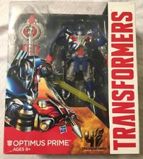Transformers 4 Optimus Prime Leader Class Hasbro 8+ Age Of Extinction X