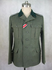WW2 German Elite Private Tailored Officer & NCO M37 Tunic