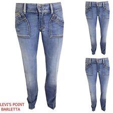 jeans diesel reckfly special donna diritto azzurro taglia W 28 29 30 31 32