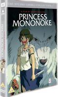 Princesa Mononoke DVD Nuevo DVD (OPTD0302)