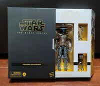 Star Wars Black Series CAD Bane & Todo 360 *Exclusive*