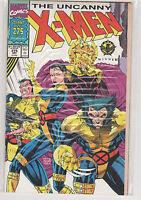 Uncanny X-men #275 Chris Claremont Jim Lee Wolverine Storm Psylocke 9.4
