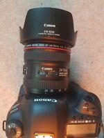Canon EF 24-70mm f/4 L USM IS Lens