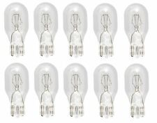 Wagner Lighting 194 Side Marker Lamp Peanut Type Auto Light Bulbs- Box Of 10
