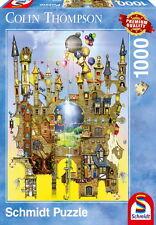 1000 Teile Schmidt Spiele Puzzle Colin Thompson Luftschloss 59354