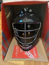 Cascade Csr Boys Youth Lacrosse Helmet U-12 Blk/grey Warrior Stx Epoch Brine🔥🔥