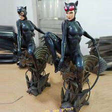 Batman The Dark Knight Catwoman 1/4 Model Painted Custom-made PF Statue