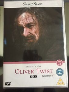 BBC CLASSIC DRAMA / OLIVER TWIST - Charles Dickens   Two Disc