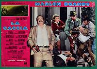 T37 Fotobusta the Hunting Marlon Brando Jane Fonda Robert Redford Dickinson 4