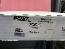 *NEW* Geist BR060-10 6 outlet Basic Power Strip