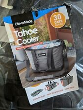 New listing CleverMade Tahoe Cooler • Insulated Hand Basket • 30 Can Collapsible : 20 Liter