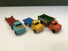 Tuf Toys Construction Tipper Truck Flat Bed Low Loader 1/118 Scale(No Box/Loose)
