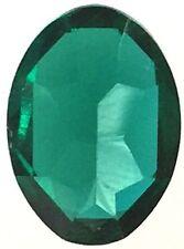 Oval Transparent Loose Emeralds