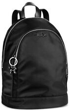Kipling Yaretzi Medium Backpack Smooth Nylon Black