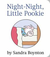 Night-Night, Little Pookie (Pookie Books) by Sandra Boynton