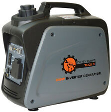 800 Watt Gas Powered Inverter Generator - Dirty Hand Tools