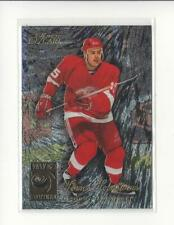 1996-97 Flair #107 Tomas Holmstrom RC Rookie Red Wings
