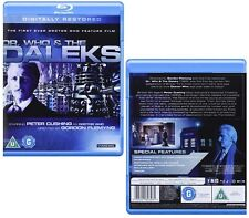 DR WHO  1965 And The DALEKS - RESTORED Doctor Peter Cushing Movie - NEW BLU-RAY