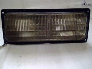 Passenger Corner/Park Light Fits 94-02 CHEVROLET 3500 PICKUP 170456