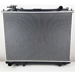 Radiator Core Manual for Ford Courier PD PE PG PH PJ PK BT50 96-06 Petrol/Diesel