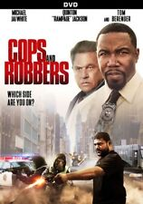 Cops and Robbers (DVD,2017)