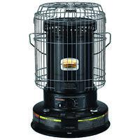 Kero World KC2404b 23,800 BTU Portable Indoor Kerosene Heater Black