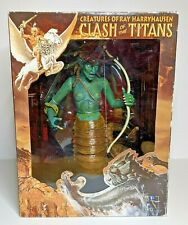 Clash of the Titans Medusa Gentle Giant Very Rare In Box New FREE SAFE SHIPPING