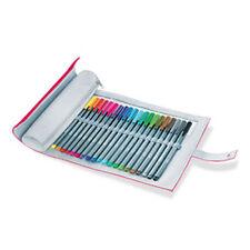 STAEDTLER Triplus Fineliner Marker Pen Roll Pen Set 20 Colors Drawing noovira
