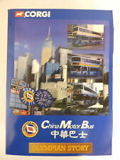 CORGI LEYLAND dell' Olimpo BUS storia Cina motorbus