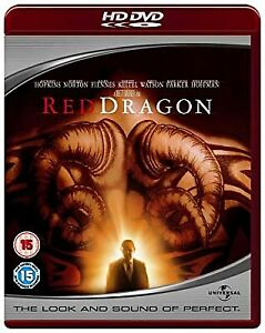 Red Dragon [HD DVD], , Used; Like New DVD