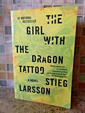 The Girl with the Dragon Tattoo - Stieg Larsson Paperback ISBN: 9780307454546