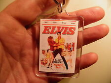 ELVIS PRESLEY   TICKLE ME     FILM POSTER  LARGE   KEY RING