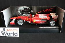 Hot Wheels Ferrari F10 2010 1:18 #8 Fernado Alonso (ESP) Bahrain GP (PJBB)
