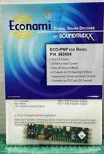 Soundtraxx Econami ECO-PNP 2amp For Diesel Engines Item #882004