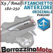 SCOCCA LATO POSTERIORE SINISTRO GRIGIO ORIGINALE PIAGGIO X9 AMALFI 180 2000 2001