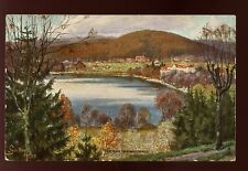 Germany Berlin Titisee Schwarzwald Tuck Oilette #721 German edition vintage PPC
