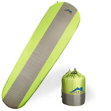New Whalek Self-Inflating Mattress Inflatable Air Mat Camping Tent Sleeping Pad