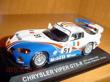 CHRYSLER VIPER GTS-R GTSR 1:43 LE MANS 1988 P.LAMY #51