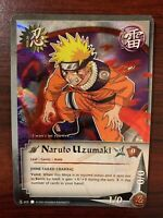 Naruto TCG/CCG **Naruto Uzumaki** N25 The Path to Hokage Set, Common, Holo Foil