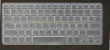 Keyboard Silicone Skin Cover Protector for Dell XPS 14Z 15Z series laptop
