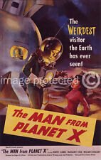 The Man From Planet X Vintage Movie 11x17 Poster