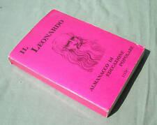 Il Leonardo Almanacco di Educazione Popolare 1956