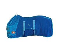 """YIMAR 6'3"""" Polar Fleece Horse Rug with Belly Wrap PB63"""