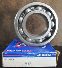 BRAND NEW ABI TRANSFER CASE OUTPUT SHAFT BEARING 207 FITS VEHICLES LISTED
