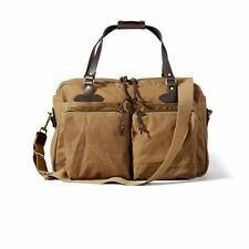 Filson 48-Hour Duffle 70328 Tan Weekend Overnight Bag