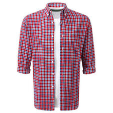 Cotton Checked Multipack Formal Shirts for Men