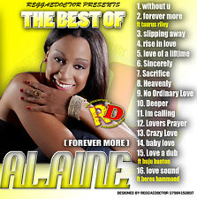 THE BEST OF ALAINE (forever more)