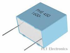 KEMET    PHE450MD6100JR06L2    Film Capacitor, PHE450 Series, 0.1 µF, ± 5%, PP (
