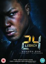 24 Legacy Season 1 New & Sealed Region 2 DVD Boxset