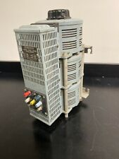 Superior Electric Powerstat V4050 3 Varicell Adjustable Acdc Power Supply